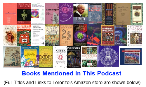 """Podcast 366 – """"Terence McKenna's Suggested Reading List"""""""