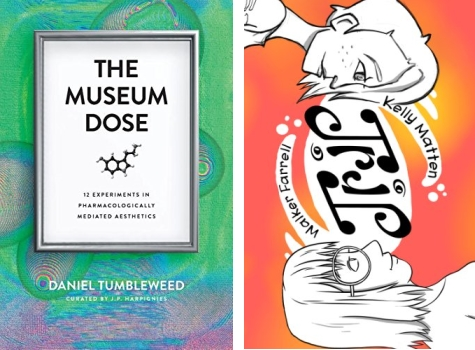 TWO BOOKS: The Museum Dose and Trip